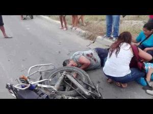 Un tanquero la deja viuda y hospitalizada
