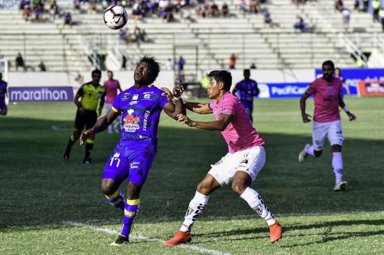 Independiente del Valle vence a Delfín SC con un agónico gol [0-1]