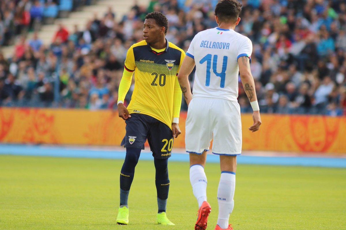 Mundial Sub20: La Selección de Ecuador cae por 0-1 ante Italia