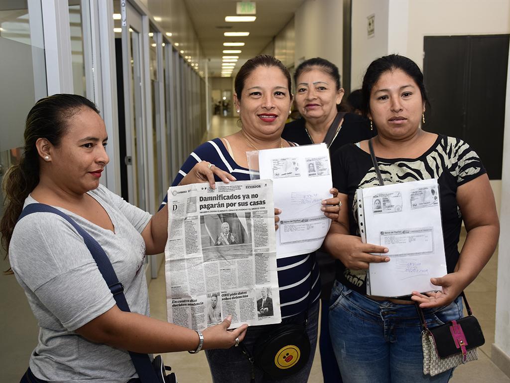 Analizan la devolución de $ 728 mil por el copago en Manabí