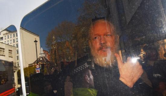 Empeora la salud de Assange que combatirá el 12 de junio su entrega a EE.UU.