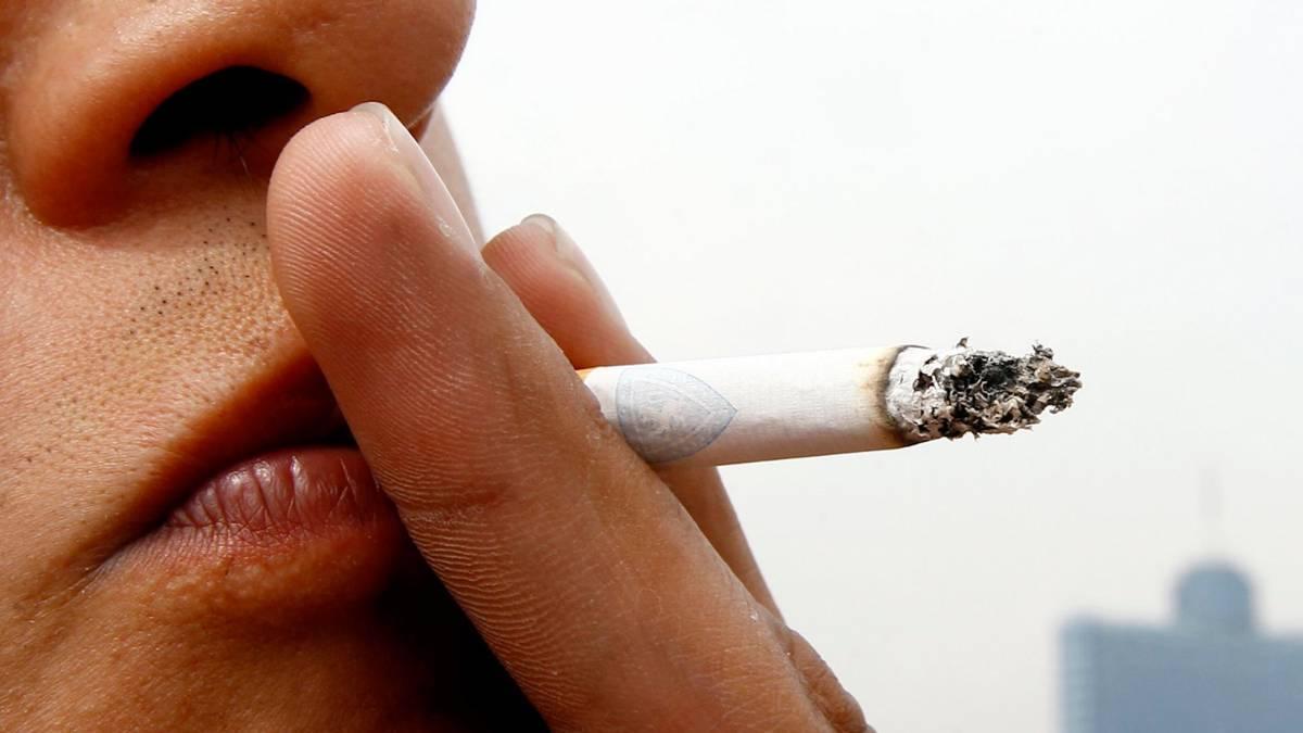 Unas 60.000 personas mueren al año por culpa del tabaco en México