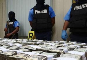 Criminales abandonan botín millonario en una playa de Nicaragua