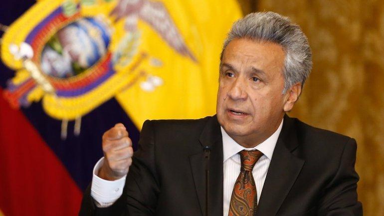 Lenín Moreno viaja el miércoles a Chile para encuentro del Consejo Interministerial Binacional