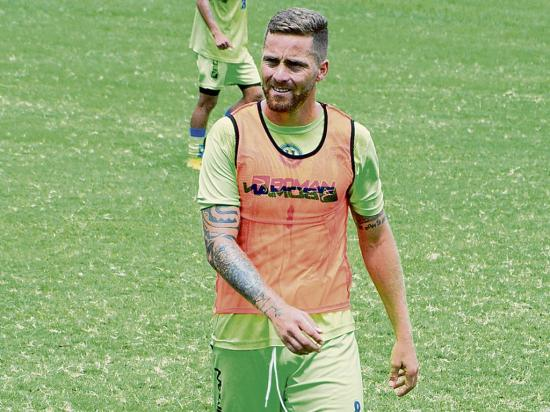 Claudio Rivero  dejaría Liga de Portoviejo