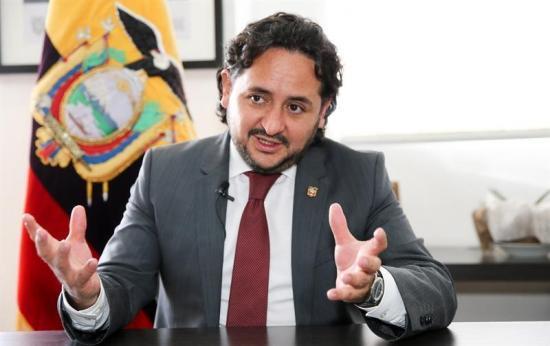 Nombran en Ecuador a ministro de Telecomunicaciones y secretario Comunicación