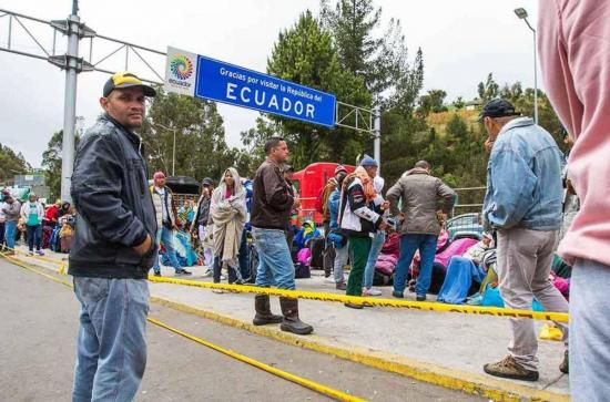 Asociación de venezolanos en Ecuador advierte de aumento de flujo migratorio