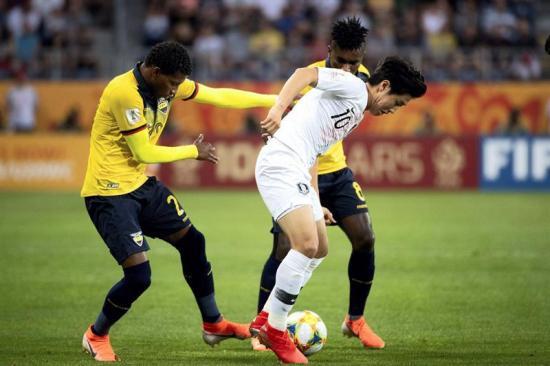 La selección Sub 20 de Ecuador queda fuera de la final del Mundial de Polonia