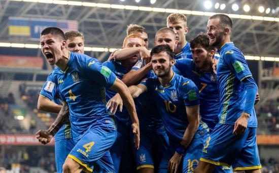 Ucrania vence a Italia y clasifica a la final del Mundial Sub20
