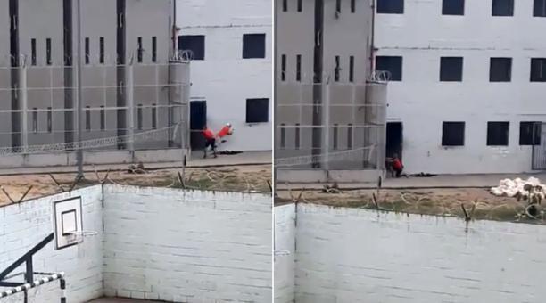 Siete reos enfrentarán cargos por asesinato de 'El Cubano' en cárcel de Guayaquil