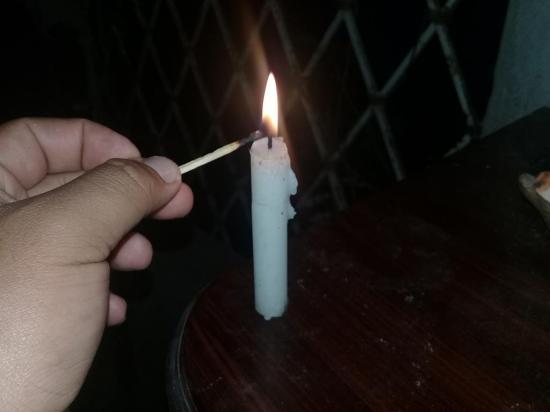 Quieren decir adiós a la vela