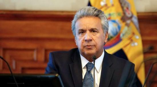 Presidente Lenín Moreno anunció tres medidas para tratar tema carcelario