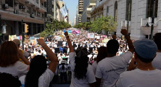 Convocan marcha contra matrimonio de personas del mismo sexo