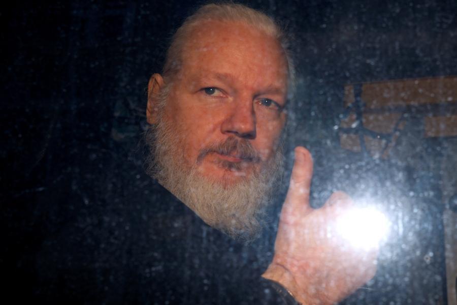 Julian Assange luchará en 2020 contra el 'ataque frontal' al periodismo de EE. UU.