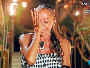 Isabel Pantoja recuerda su paso por la cárcel en reality 'Supervivientes'