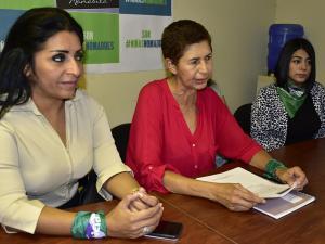 Colectivo de mujeres manabitas respaldan aborto por violación