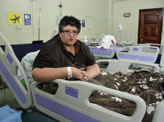 Profesora perdió 20 libras de peso en un mes