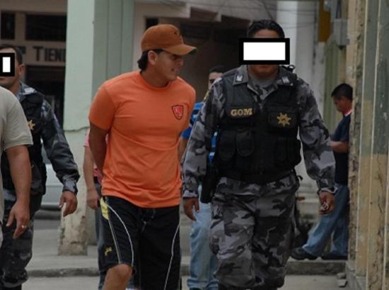 El reo manabita 'Papelito' es acusado de delinquir en prisión