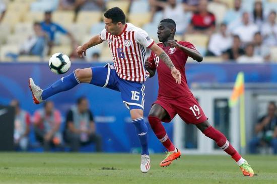 Paraguay y Catar empatan 2-2 en el estadio Maracaná