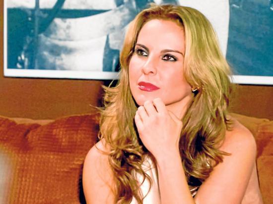 Kate del Castillo exige $60 millones como indemnización