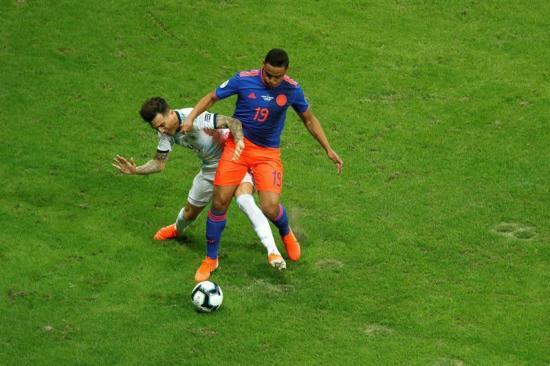 Luis Muriel se pierde el resto de la Copa América por lesión, Colombia no podrá reemplazarlo
