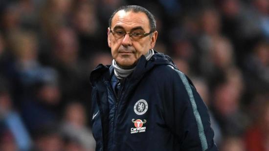 Maurizio Sarri es el nuevo entrenador del Juventus