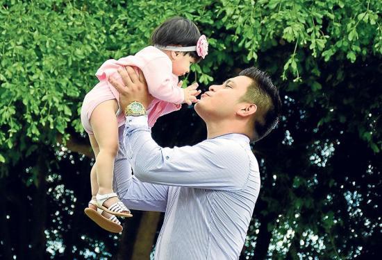 DÍA DEL PADRE: Los hijos son sus maestros de vida