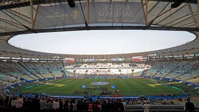 Alarma en la Copa América por los estadios casi vacíos