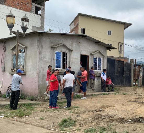 Hombre muere días después de ser víctima de una explosión, en Jipijapa