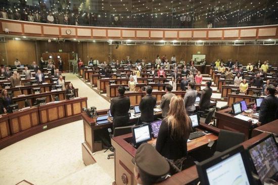 Llevarán realidad virtual a la Asamblea para defender el aborto en Ecuador