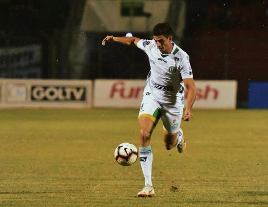 Liga de Portoviejo y AtléticoPorteño empatan 1-1 en el estadio Samborondón Arena