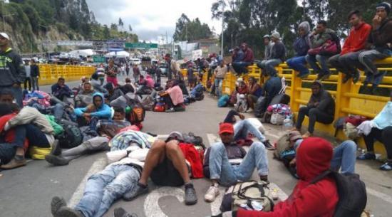 Ecuador provee servicios de salud a miles de venezolanos en zona fronteriza