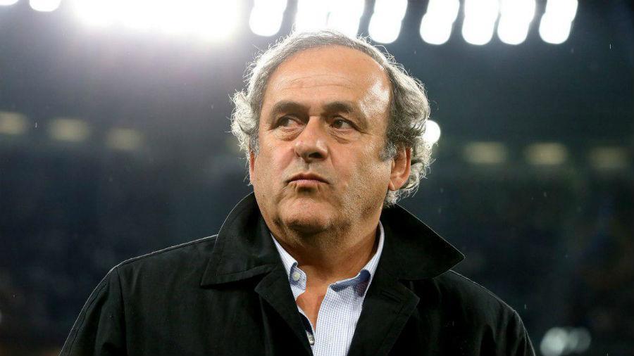 Michel Platini, detenido por sospechas de corrupción en la atribución del Mundial de 2022 a Catar