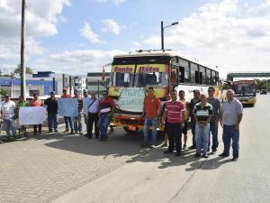 Suspenden una ruta por asaltos en las vías