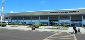 Avión de EE.UU. usará aeropuerto de Galápagos para reabastecerse o emergencia