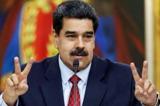''Gracias al VAR hubo justicia'', dice Maduro sobre el empate Brasil-Venezuela