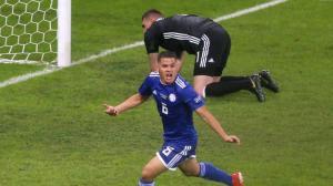 Argentina y Paraguay igualan 1-1 y mantienen sus opciones de cuartos