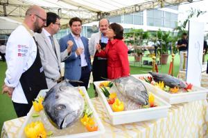 Sostenibilidad y gastronomía se conjugan en la capital ecuatoriana del atún