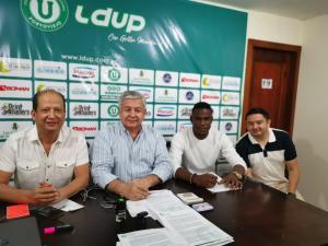 Liga de Portoviejo suma su cuarto refuerzo con la contratación de Koob Hurtado