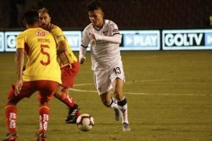 Con gol del manabíta Jordy Alcivar, LDU pasa a la final de la Copa Alberto Spence