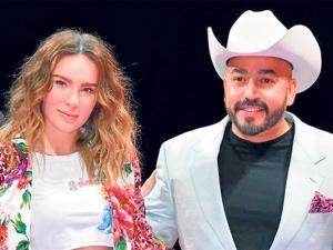 """Lupillo dice que Belinda """"es la mujer más bella"""", pero niega romance"""