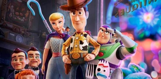 ''Toy Story 4'' reina en EE.UU. y acaba con la mala racha de las secuelas