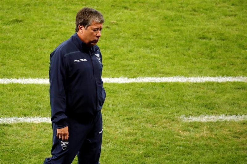 Gómez: ''Yo no me considero el problema de la selección''