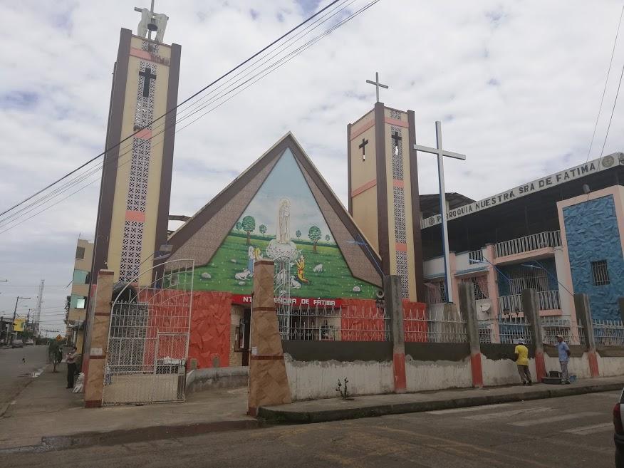 La iglesia cumplirá 48 años de creación