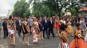 Jipijapa celebra sus 195 años de cantonización con desfile