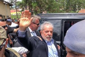 Un juez del Supremo propone un ''habeas corpus'' para que Lula sea liberado