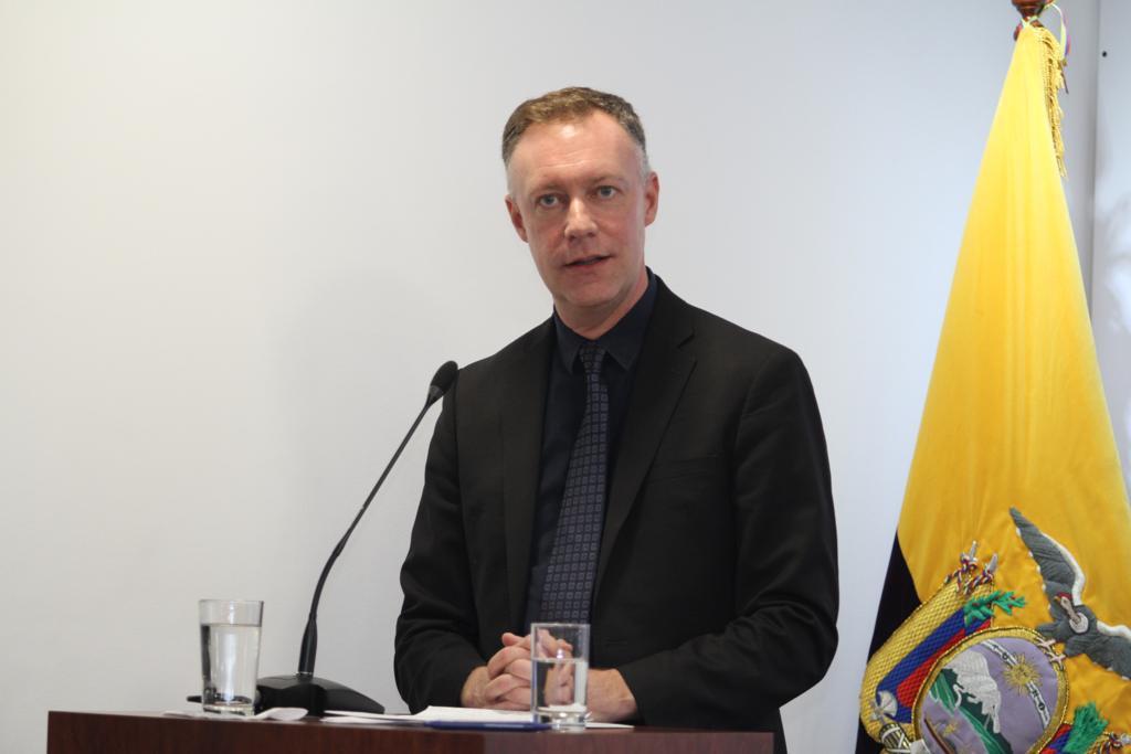 Directivo de ONU reconoce ''cambio fundamental'' de Ecuador ante la corrupción
