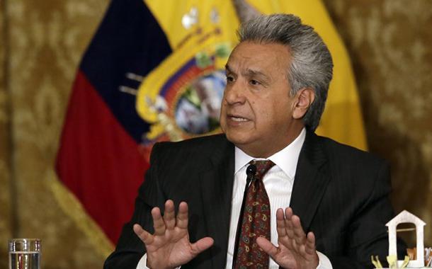 Presidente Moreno aprueba el pago del anticipo del impuesto a la renta en cinco cuotas