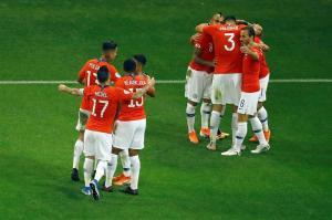 Chile supera a Colombia y avanza a las semifinales en los penaltis (4-5)