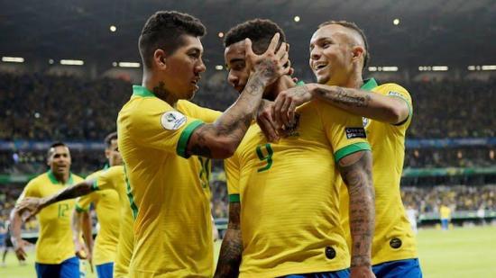 Brasil, a la final de Copa América doce años después y superando al 'Mineirazo'
